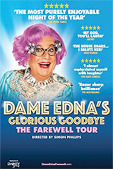 Dame Edna - Glorious Goodbye Tour